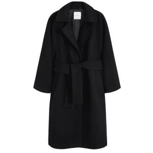 Mango – Belted Wool Coat