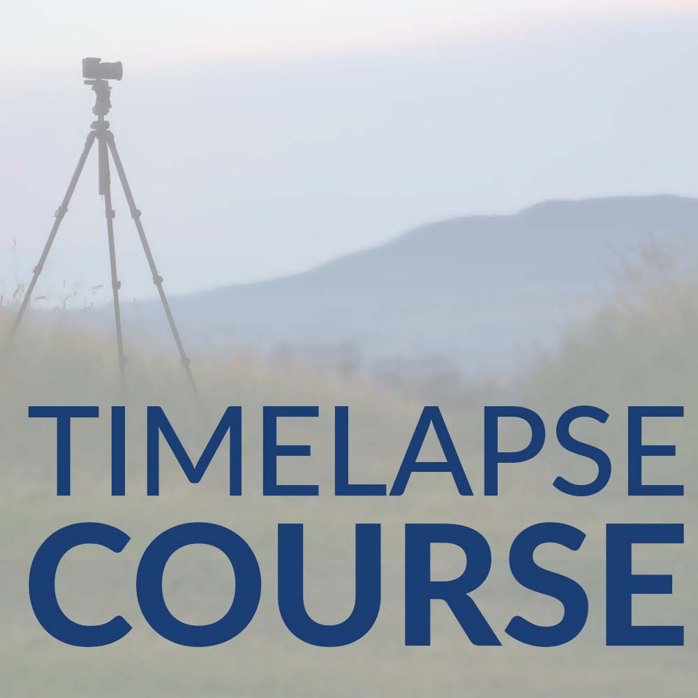 Timelapse Course