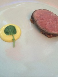 Steak, Bearnaise and Cress