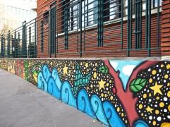 street art crèche Paris 10e