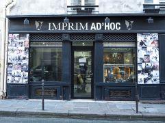 I is for Imprimerie - a printer's shop, traditional or digital