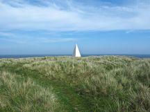 Lindisfarne day mark