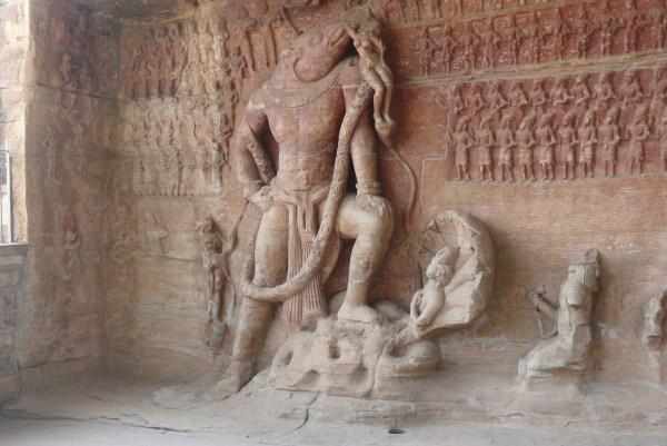 Varahavta- Udaygiri Caves