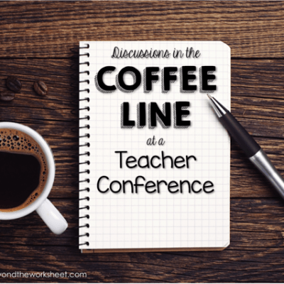 Coffee Line Discussions