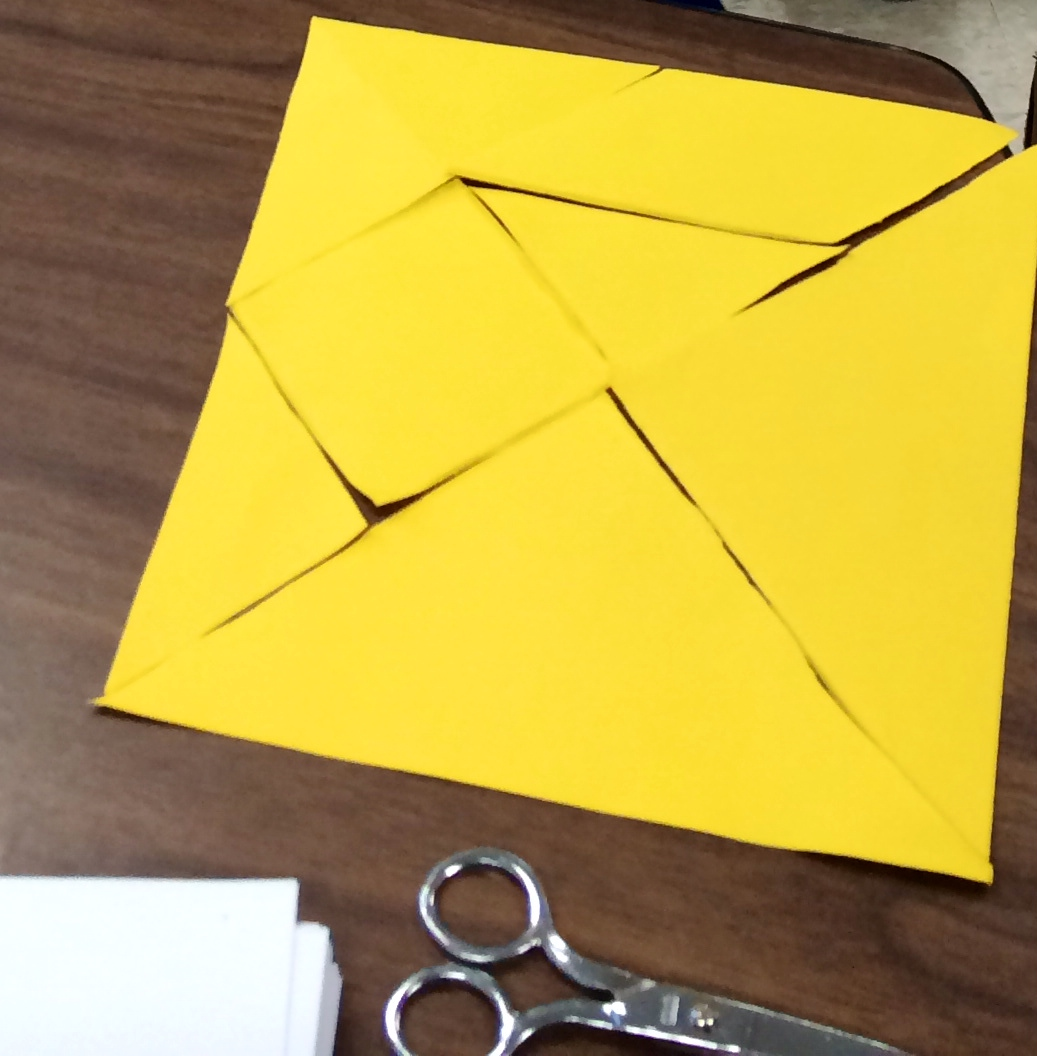 How To Make Your Own Tangrams