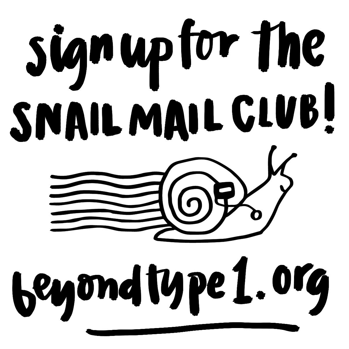 Snail Mail Club Faq