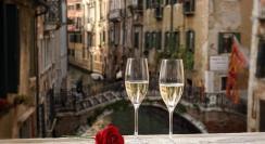 Bubbles in Venice