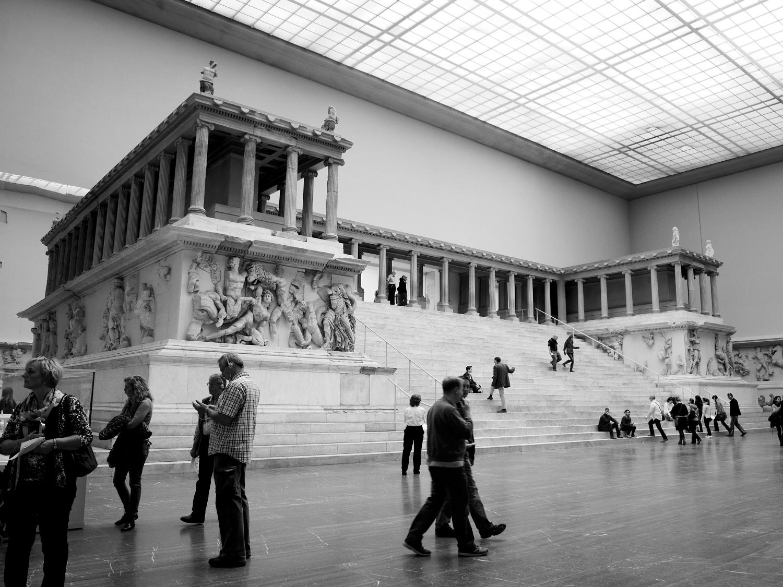 Temple de Pergame Berlin