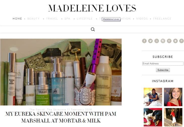 MadeLeine Loves