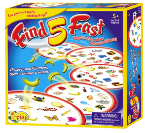 Find Five Fast: Educational Game Review