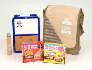 Back to School Giveaway with Cereal Treat Bars 8/31