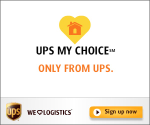 UPS: My Choice