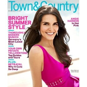 Town & Country: Free 3 year subscription!
