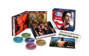 Smallville: The Complete Series on DVD
