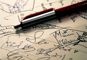 I Write For….