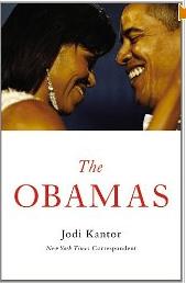 Giveaway: Jodi Kantor's The Obamas 2/8