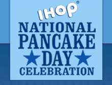 IHOP: Free Pancakes Feb 28Th