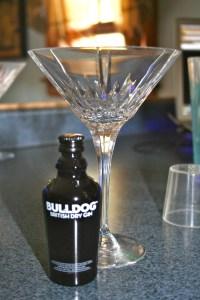 National Martini Day with Bulldog British Dry Gin