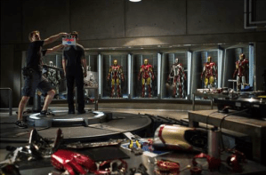 Iron Man 3 Begins Production
