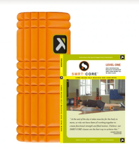 The Trigger Point Performance GRID Foam Roller