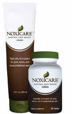Noxicare Natural Pain Relief Cream Review