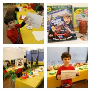 Energizer Power the Creativity Event with Crayola Rocked!