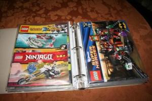 Lego Tips For Organizing #1