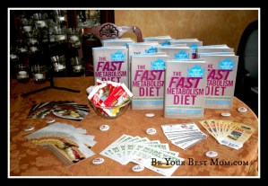 Fast Metabolism Diet Sponsored MommyParty