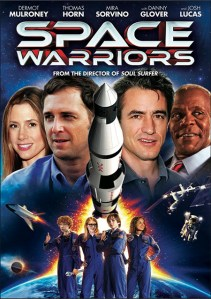 Space Warriors Blu Ray Combo Pack #Giveaway *OVER*