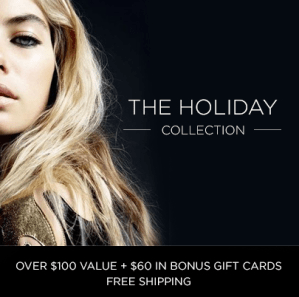 The Holiday Beauty Collection by TotalBeauty.com #Giveaway