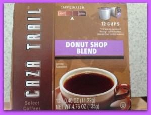 Tasting Caza Trail Donut Shop Coffee #MC