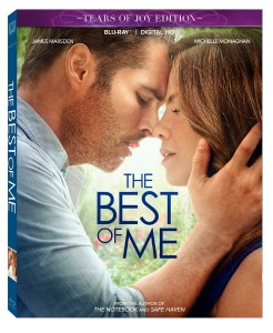 The Best of Me on Blu-ray/DVD #BestOfMeInsiders