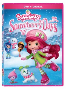 Strawberry Shortcake Snowberry Days on DVD  #SnowberryDays