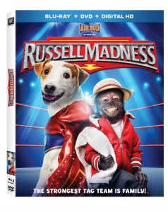 #Win Russell Madness on Blu-ray/DVD #RussellInsiders