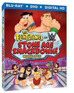 The Flintstones and WWE: Stone Age Smackdown  #FlintstonesWWE