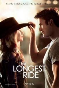 The Longest Ride: My Cast Interview #LongestRide