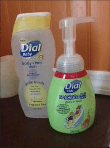 Dial Baby Body + Hair Wash and Dial Kids Foaming Hand Wash #Review