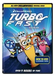 Turbo Fast on DVD #TurboFastInsiders