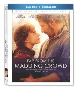 Far From the Madding Crowd #MaddingCrowdInsiders