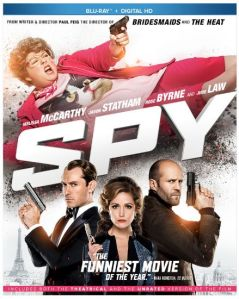 SPY Movie with Melissa McCarthy #Giveaway #SpyInsiders
