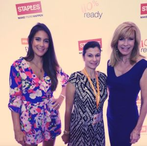 Back to School was Easy with Staples #BlogHer15 #StaplesBTS  #BackToSchool