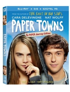 Paper Towns Dvd/Blu-ray #PaperTownsInsiders #Giveaway