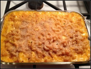 Macaroni and Cheese for Everyone #Foodie #Recipes