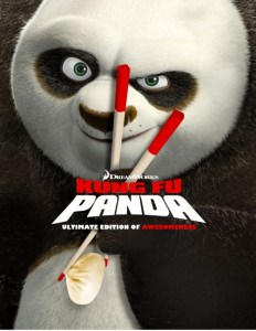 Kung Fu Panda 1 & 2 on DVD #PandaInsiders #FHEInsiders