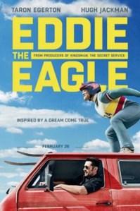 Ania Sowinski Speaks About Eddie The Eagle #EddieTheEagle