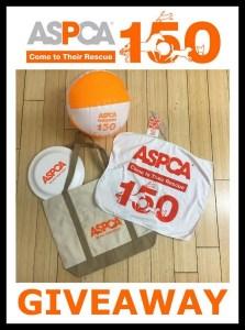 ASPCA 150 Days of Rescue #ASPCA150 #Giveaway