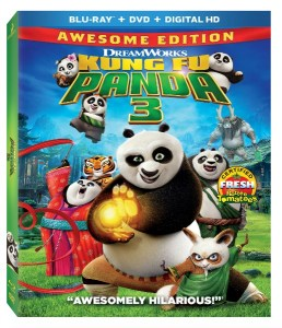 Kung Fu Panda 3 on Blu-ray #PandaInsiders #Giveaway