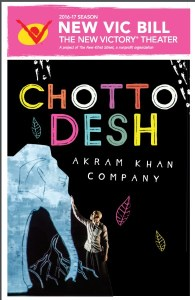 Chotto Desh at The New Victory Theater #NYC #Theater #Review