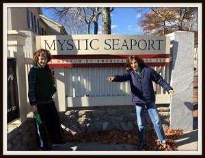 Mystic Seaport Museum #Review #MysticSeaport #CTVisit