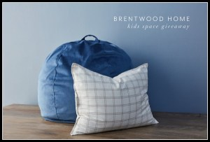 Brentwood Home Kids Space Bundle #Review #Giveaway